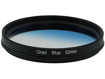Globalmediapro Graduated Filter 52mm - Blue