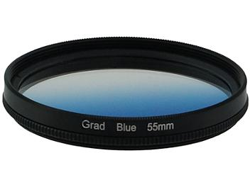 Globalmediapro Graduated Filter 55mm - Blue