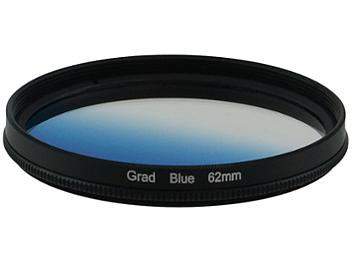 Globalmediapro Graduated Filter 62mm - Blue