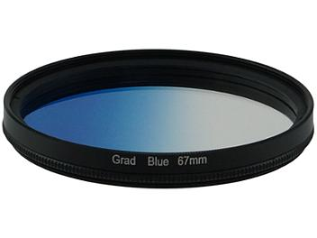 Globalmediapro Graduated Filter 67mm - Blue