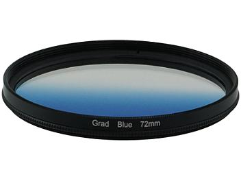 Globalmediapro Graduated Filter 72mm - Blue