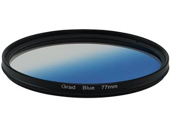Globalmediapro Graduated Filter 77mm - Blue