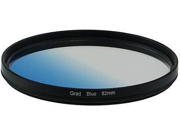 Globalmediapro Graduated Color Filter 82mm - Blue