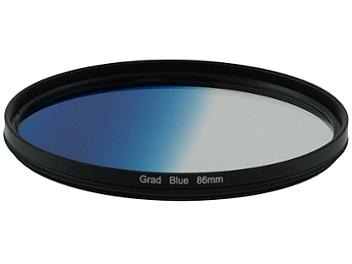 Globalmediapro Graduated Filter 86mm - Blue