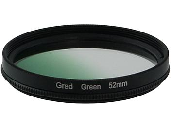 Globalmediapro Graduated Filter 52mm - Green