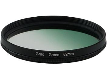 Globalmediapro Graduated Filter 62mm - Green