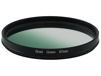 Globalmediapro Graduated Filter 67mm - Green