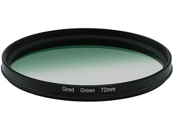 Globalmediapro Graduated Filter 72mm - Green