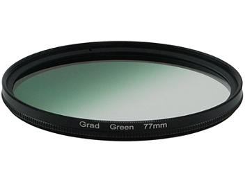 Globalmediapro Graduated Filter 77mm - Green