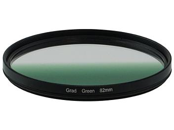 Globalmediapro Graduated Color Filter 82mm - Green