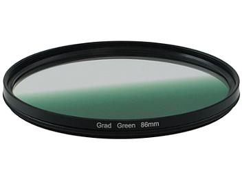 Globalmediapro Graduated Filter 86mm - Green