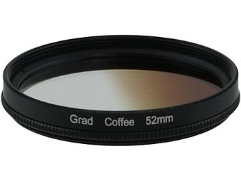Globalmediapro Graduated Color Filter 52mm - Coffee