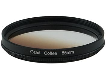Globalmediapro Graduated Color Filter 55mm - Coffee