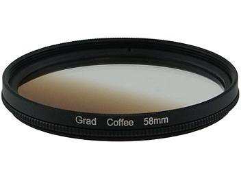 Globalmediapro Graduated Filter 58mm - Coffee