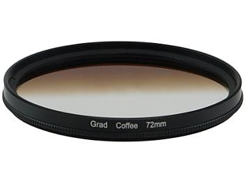 Globalmediapro Graduated Filter 72mm - Coffee