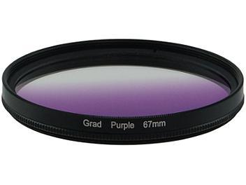 Globalmediapro Graduated Filter 67mm - Purple