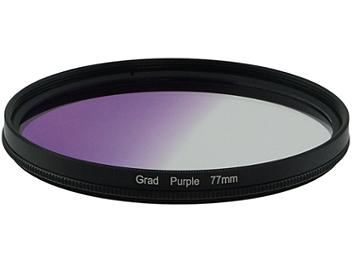 Globalmediapro Graduated Filter 77mm - Purple