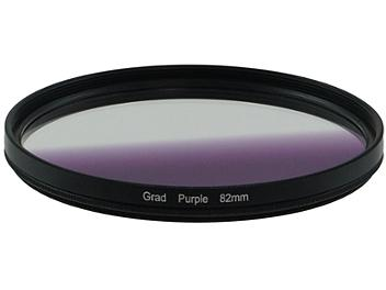 Globalmediapro Graduated Filter 82mm - Purple