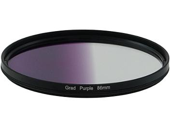Globalmediapro Graduated Filter 86mm - Purple