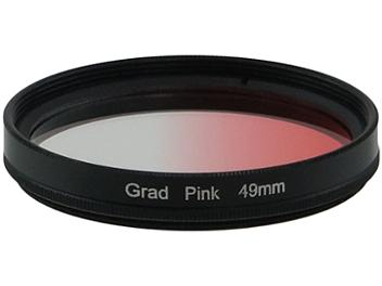 Globalmediapro Graduated Color Filter 49mm - Pink
