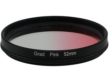 Globalmediapro Graduated Filter 52mm - Pink