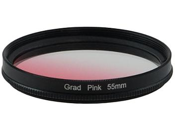 Globalmediapro Graduated Filter 55mm - Pink