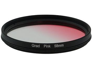 Globalmediapro Graduated Filter 58mm - Pink