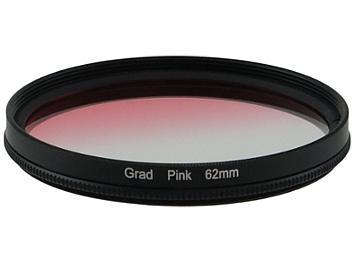 Globalmediapro Graduated Filter 62mm - Pink