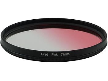 Globalmediapro Graduated Filter 77mm - Pink