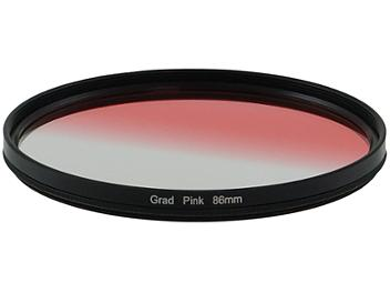 Globalmediapro Graduated Filter 86mm - Pink