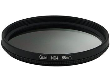 Globalmediapro ND4 Graduated Filter 58mm