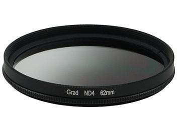 Globalmediapro ND4 Graduated Filter 62mm