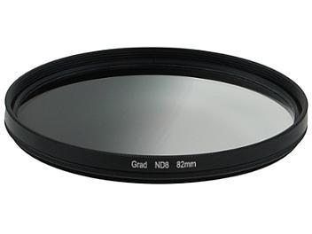 Globalmediapro Neutral Density ND8 Graduated Filter 82mm
