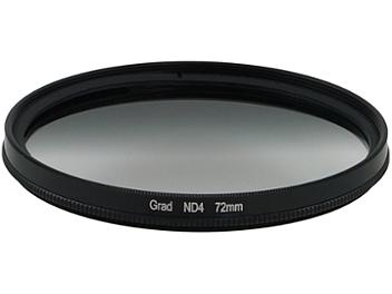 Globalmediapro ND4 Graduated Filter 72mm