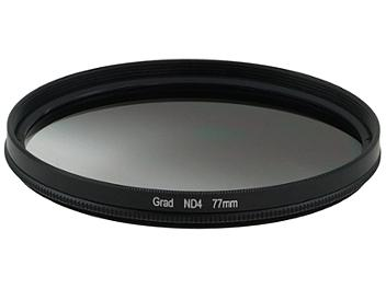 Globalmediapro ND4 Graduated Filter 77mm