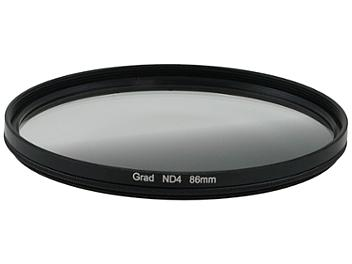 Globalmediapro ND4 Graduated Filter 86mm