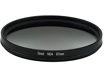 Globalmediapro ND4 Graduated Filter 67mm
