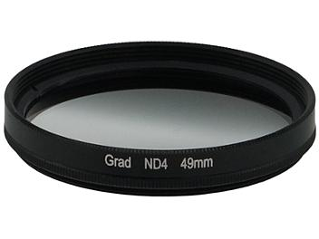 Globalmediapro ND4 Graduated Filter 49mm