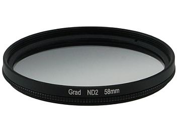 Globalmediapro ND2 Graduated Filter 58mm