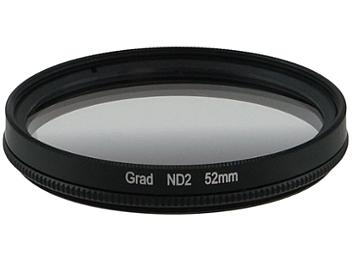 Globalmediapro Neutral Density ND2 Graduated Filter 52mm