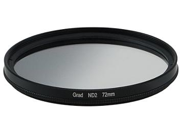 Globalmediapro ND2 Graduated Filter 72mm