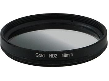 Globalmediapro ND2 Graduated Filter 49mm