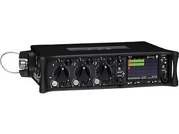 Sound Devices 633 6-channel Compact Field Mixer and 10-track Digital Recorder
