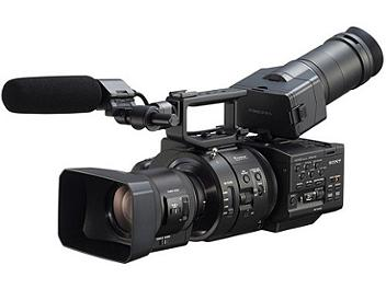 Sony NEX-FS700RH HD Camcorder Kit with Sony 18-200mm PZ OSS Lens
