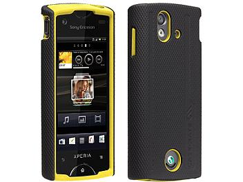 Case Mate CM016970 Xperia Ray Case - Black / Yellow