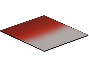 Globalmediapro Square 83 x 95mm Graduated Filter - Red