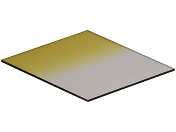 Globalmediapro Square 83 x 95mm Graduated Filter - Yellow