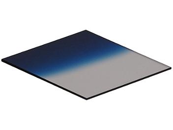 Globalmediapro Square 83 x 95mm Graduated Filter - Blue