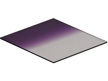Globalmediapro Square 83 x 95mm Graduated Filter - Purple