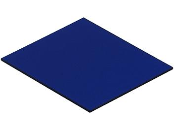 Globalmediapro Square 83 x 95mm Full Color Filter - Blue